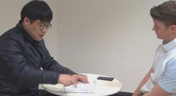 외국계취업 특별준비과정 졸업생 김상념