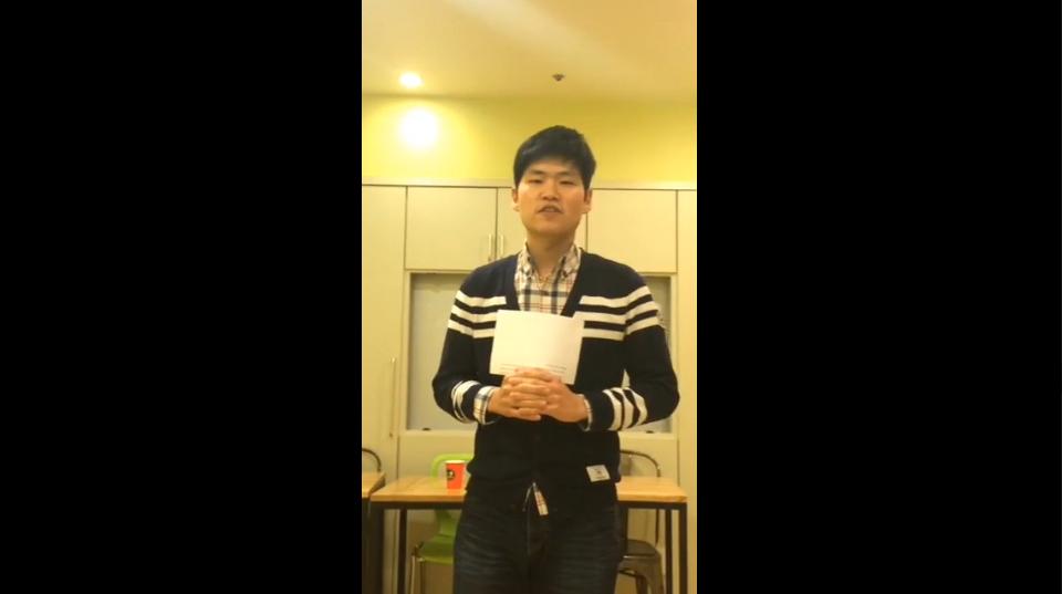 나승철 트레이너 영상